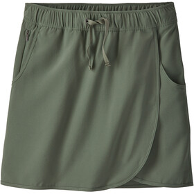 Patagonia Fleetwith Gonna pantalone Donna, kale green